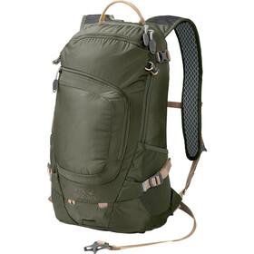Jack Wolfskin Crosser 18 Daypack woodland green